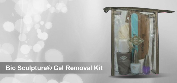 Gel Removal Kit - Bio Sculpture