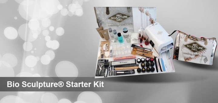 Starter Kit - Bio Sculpture